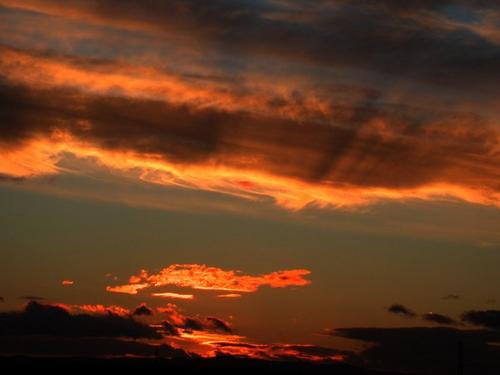 Photo Friday: Clouds: Shepherds Delight